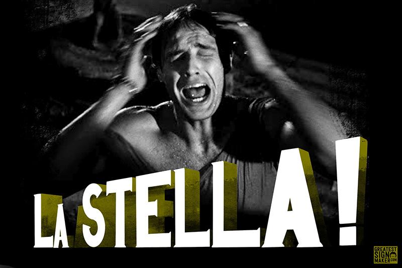 La Stella!